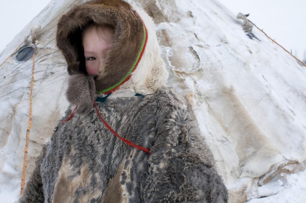 Sasha, child of the Arctic