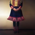 Robe traditionnelle sámi