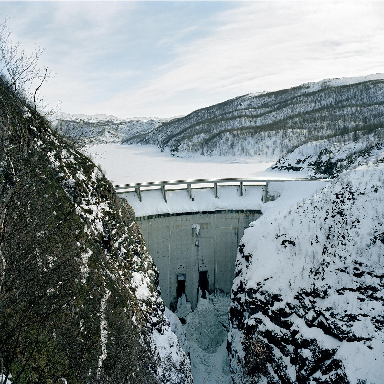 Damned Alta dam, 2005
