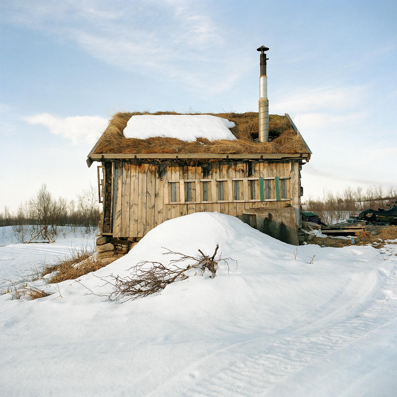 Suolojávri's Hytte