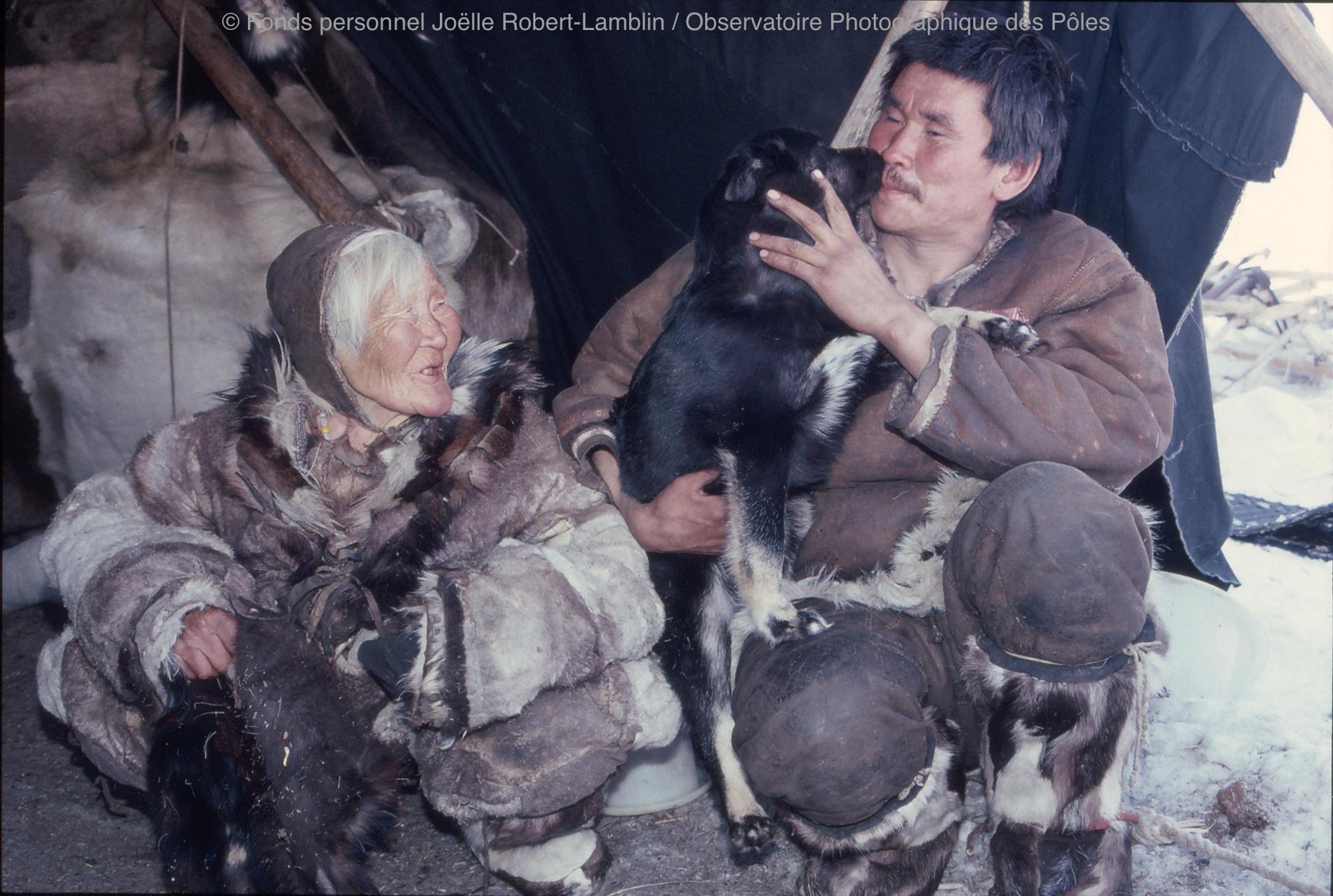 Sibérie 1993