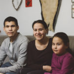 Greenlandic family