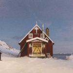Protestant church of Akunnaaq - Temple protestant d'Akunnaaq