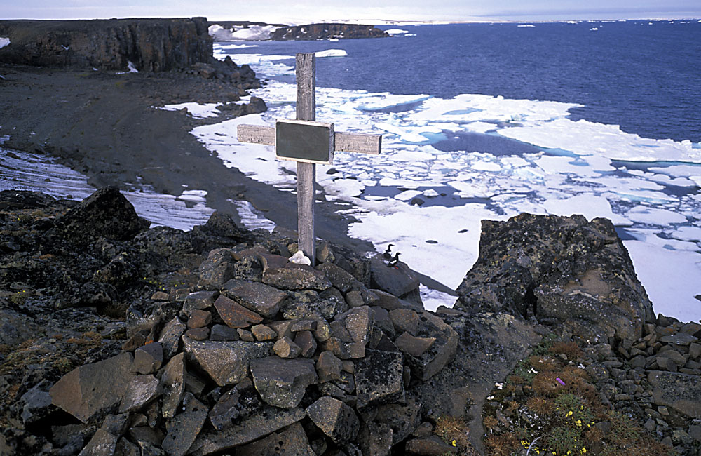 Franz Josef Land, 2004