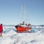 Keven between Rodebay Ilulissat